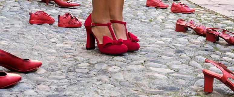scarpete rosse