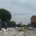 cantieri tramvia novoli