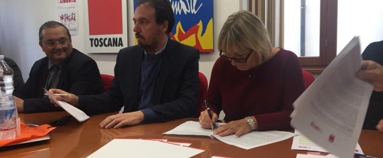 firma accordo