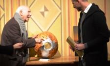 foto 2 - a sinistra il presidente Nunzio Caruso, a destra il vincitore Andrea Bigazzi