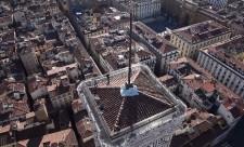 Lavori campanile Giotto