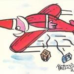 Babbo Natale Plano
