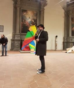 Massimo Magurano, direttore artistico di Art Adoption