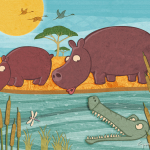 2015, Little Hippo Scene. 08