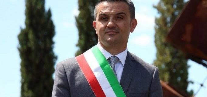 Francesco Limatola, sindaco di Roccastrada