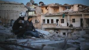 Last Men in Aleppo priority Still ridotta