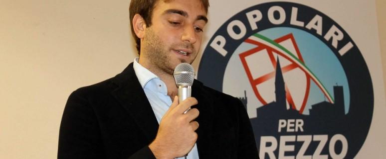 Popolari per Arezzo - Andrea Gallorini, presidente