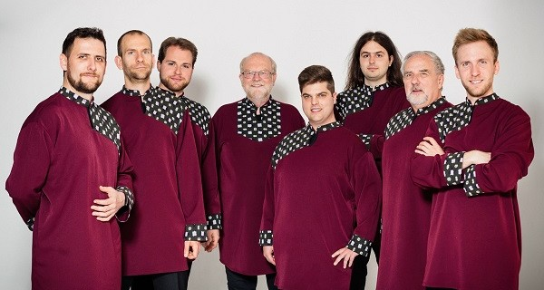 Szent Efrém Male Choir Budapest 2