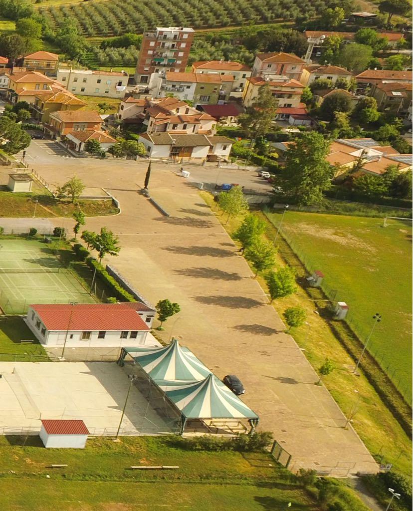 area Piazzale della Paga per scuola prefabbricata