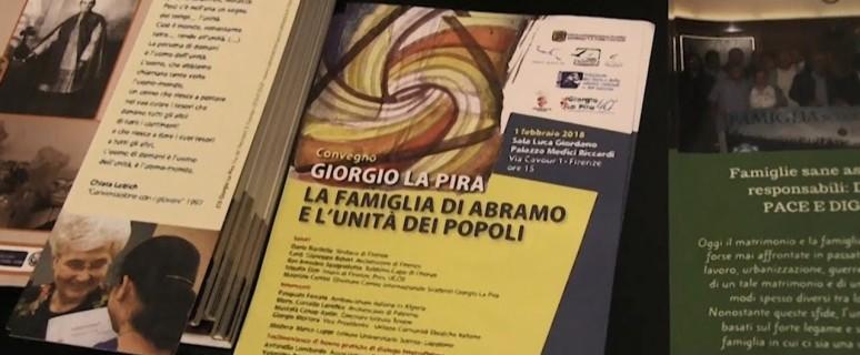 Giorgio La Pira, un convegno per l'unità dei popoli