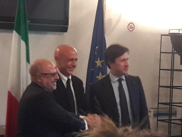 Firenze, Patto per la Sicurezza: Parla il Ministro Minniti