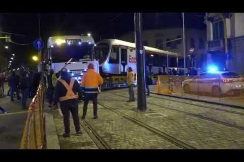 Tramvia Firenze, linea 3: arriva il primo Sirio