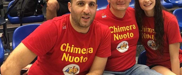 Chimera Nuoto - Magara, Licastro e Camisa