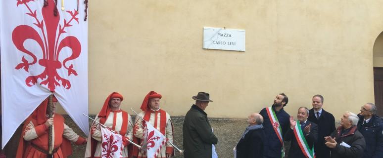 Piazza Carlo Levi