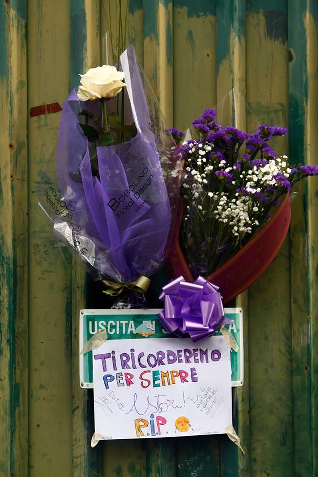 fiori per astori