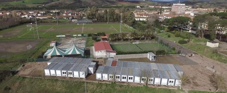 scuola prefabbricata ribolla