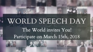 world speech