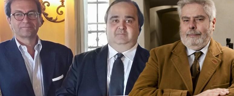 Marco Capaccioli e Adriano Rigoli e Bernardo Gondi 2018