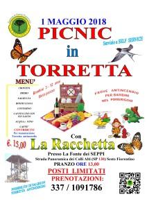 PICNIC 2018 Con la Sez. di Sesto Fiorentino