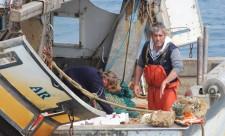 pescatori di plastica