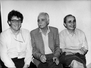 Ermanno Olmi - Mario Monicelli - Flavio Piavoli