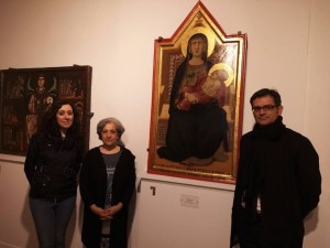 Lorenzetti madonna c0l bambino