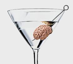 alzheimer nel bicchiere