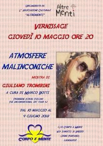 locandina Atmosfere malincoliche 1