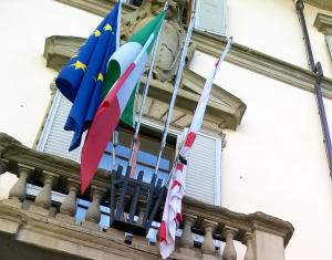 bandiera lutto RT