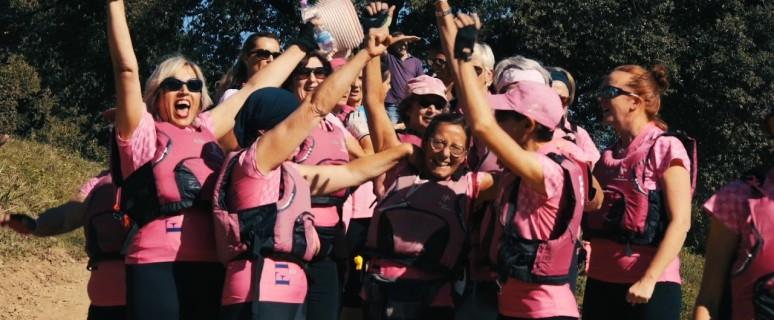 Firenze si colora di rosa per il Dragon Boat Festival