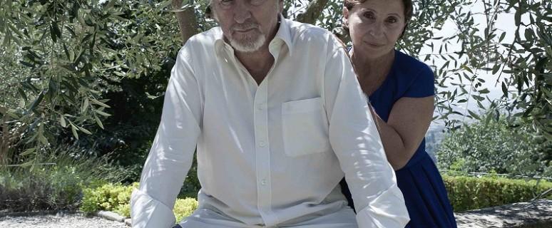 Robert Guédiguian e Ariane Ascareide_ph.Botticelli
