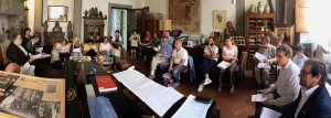 assemblea generale a Casa Bargellini, giugno 2018