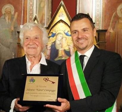Morto Silvano Campeggi, il pittore che realizzò le più famose locandine di Hollywood