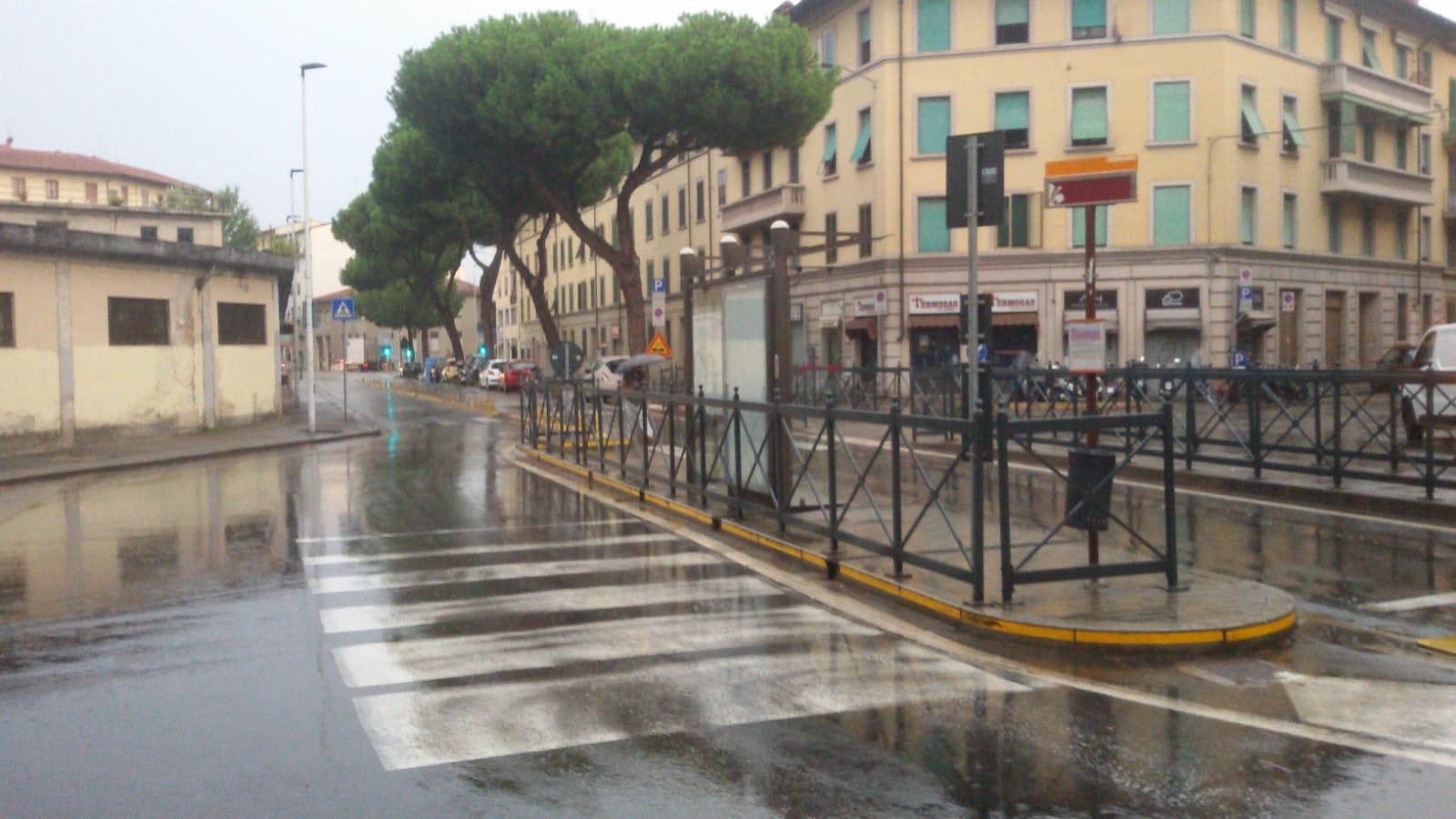 pioggia 2 firenze