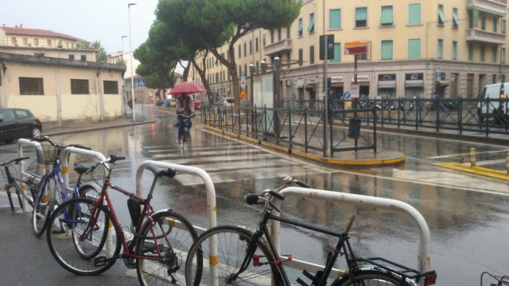 pioggia firenze agosto