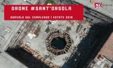 Sant'Orsola di Firenze prima dei grandi lavori di recupero