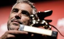 Alfonso Cuarón col il Leone d'Oro