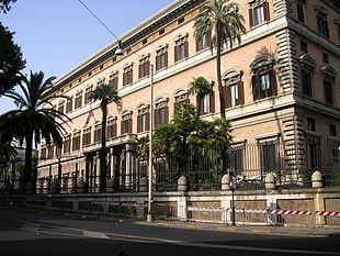 Roma_ambaixada_EUA