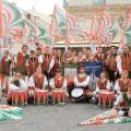 Sbandieratori e Musici Città di Lucca Contrada Sant'Anna in Piaggia