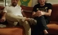 foto Roberto Valisi a sinistra e Giancarlo Montuschi a destra