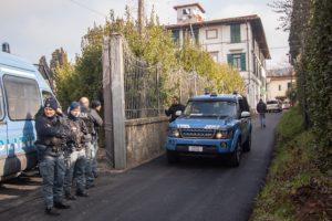 Sgomberato il Pergolino, famiglie alloggiate a Villa Pepi