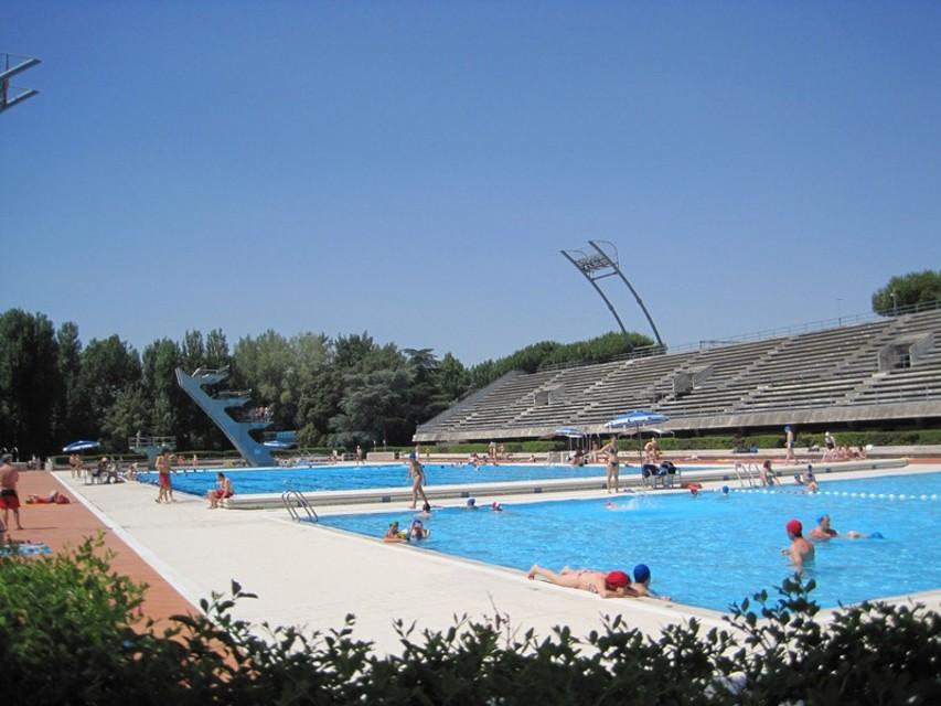 Piscina - Piscina comunale livorno corsi acquagym ...