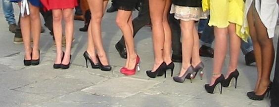 Scarpe Col Tacco Per Ragazze Di 14 Anni